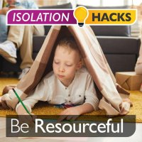 Be Resourceful: Let's build a fort!