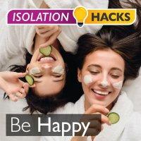 Be Happy: DIY face masks