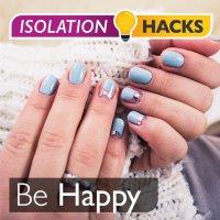 Be Happy: Nail art ideas
