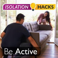 Be Active: Time for a re-decoration
