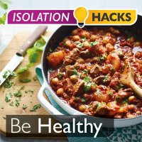 Be Healthy: 5 Ingredient dishes